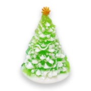 Мыло ручной работы Новогодняя Елочка