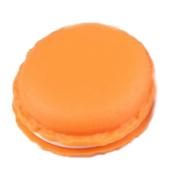 Шкатулка Макарун Оранжевый