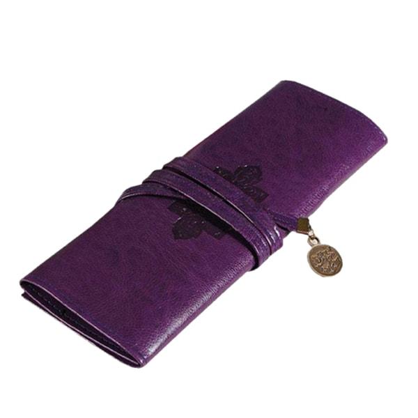 Пенал для кистей Фиолетовый