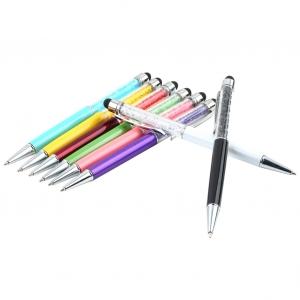 Ручка-стилус со стразами