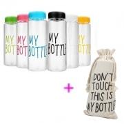 Бутылочка  My Bottle + чехол