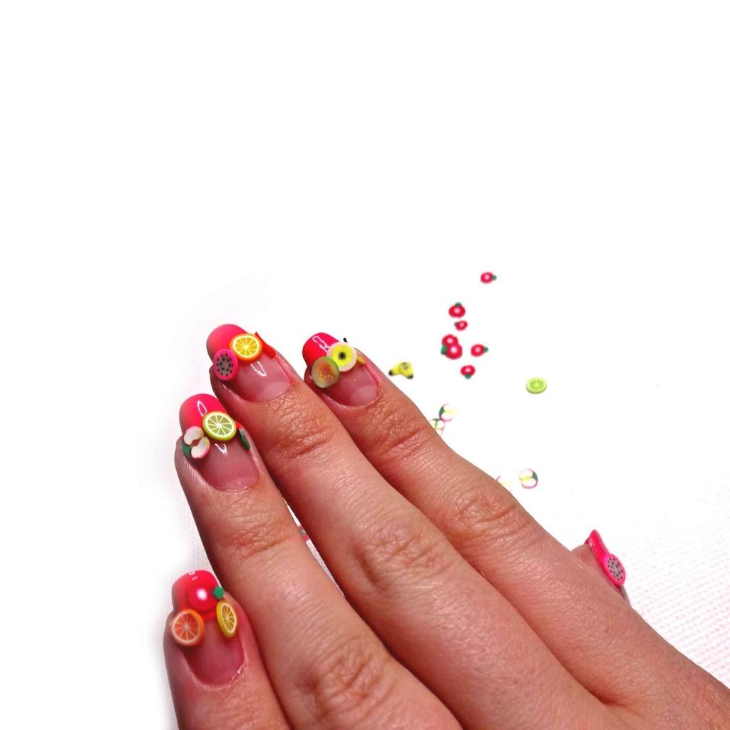 Фото 3д дизайна ногтей