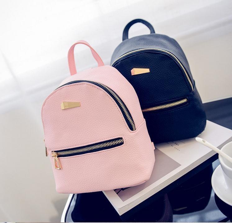 3926ef7bd709 Стильный женский рюкзак, модный, сумочка мини, купить в Киеве | Kriss