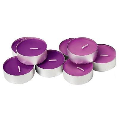 Свечи в виде таблеток с ароматами Бузок