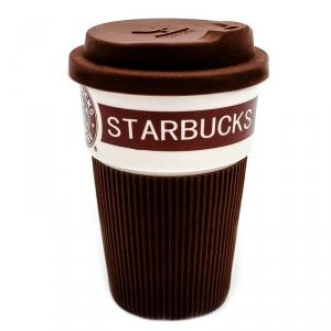 Стильная чашка для горячих напитков