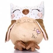 Подушка «Совенок» от бренда Тигрес