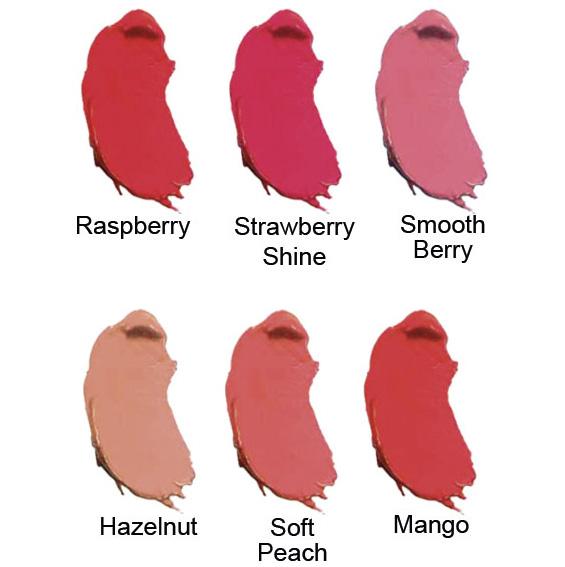 Кремовый блеск-карандаш для губ Glossy Lip Cream от Colour INTENSE 3 в 1, питание и уход