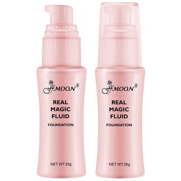 Жидкая, легкая основа под макияж Real Magic Fluid от фирмы FFLEUR