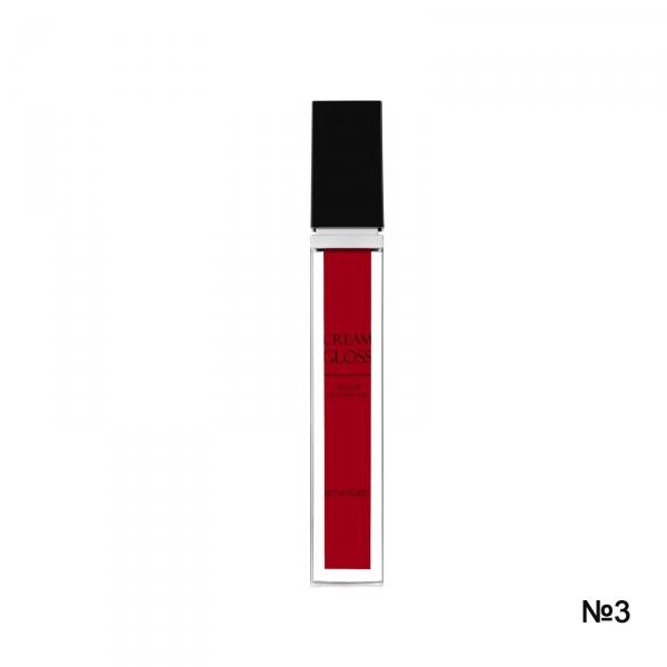 Крем-блеск для губ Cream Gloss №3