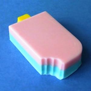 Мыло «Сладкое мороженое», натуральное, питательное, увлажняющее, ручной работы
