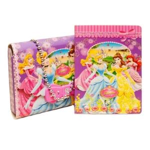 Детская сумочка с блокнотом « Секрет», подарочный набор для девочек