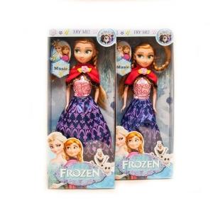 Кукла «FROZEN» Анна из мультфильма холодное сердце
