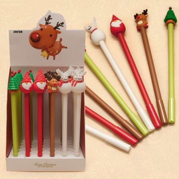 Шариковая ручка «Новогодняя», подарочная, сувенирная