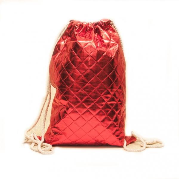 Сумка-рюкзак для сменной формы, Красный